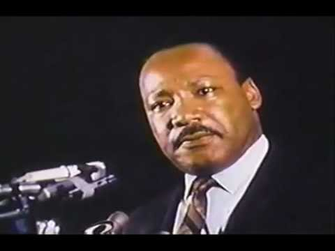 Martin Luther King Jr. - I've Been to the Mountaintop (Last Speech; Assassinated Next Day) (видео)