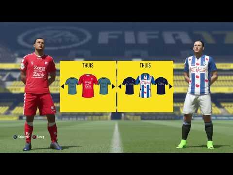 ePlayoffs FC Utrecht - SC Heerenveen