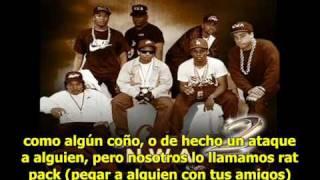 NWA - Gangsta Gangsta subtitulada español