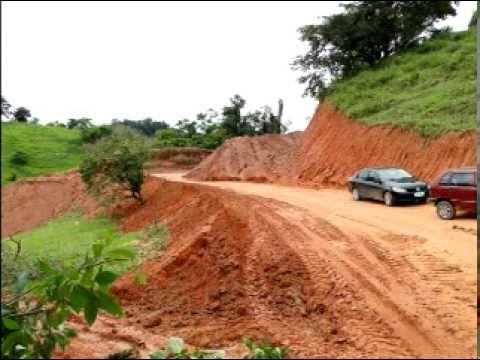 São José do Mantimento - Abertura de Estradas