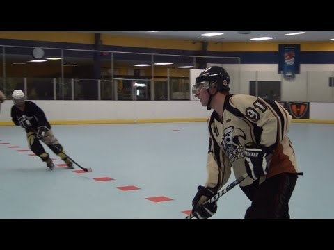 Desert Eagles vs. Rink Rats – Period 1 (10/07/13) Roller Hockey Dangles Dekes Moves Skills