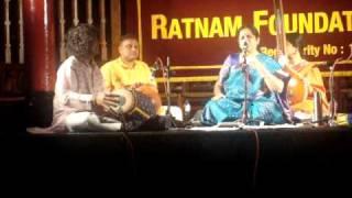 Aruna Sairam Thillana