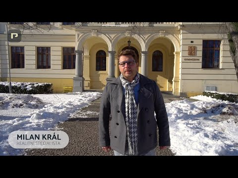 Video Pronájem rekonstruovaného bytu 2kk 62,5 m², OV, ul. Husova - Benešov