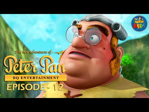 Peter Pan ᴴᴰ [Latest Version] - Manipulations - Animated Cartoon Show For Kids
