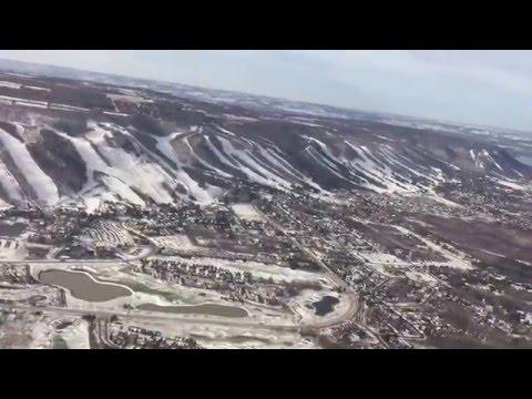 Blue mountais (видео)