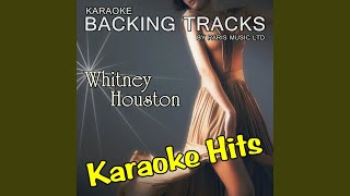 Greatest Love of All (Originally Performed By Whitney Houston) (Karaoke Version)
