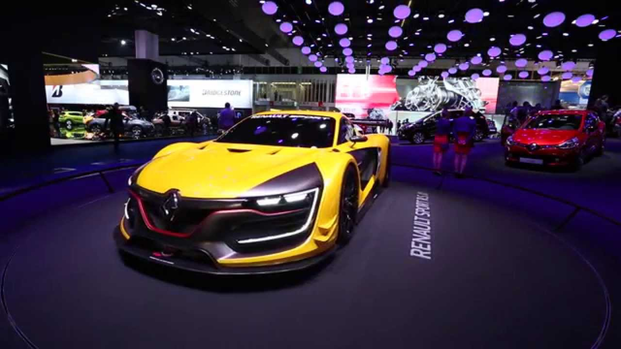 2014 Renault Sport R.S.01: Франкфурт 2015