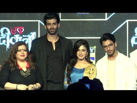 Ek Deewana Tha Serial Launch with Namik Paul, Vikr