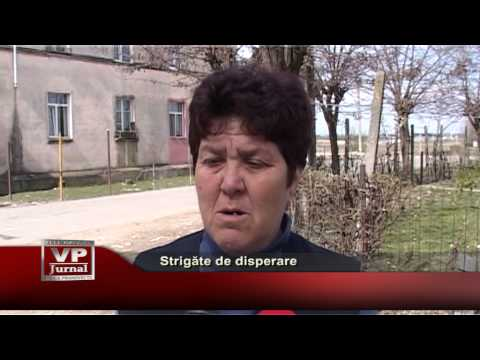Strigăte de disperare