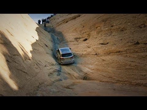 Video KIA Sorento Attempts Hell's Gate in Moab download in MP3, 3GP, MP4, WEBM, AVI, FLV January 2017