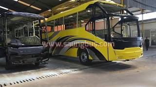 Video Proses Pembuatan Bus Pariwisata Karoseri Laksana MP3, 3GP, MP4, WEBM, AVI, FLV Juni 2018