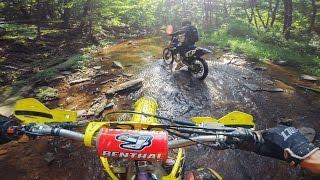 Video Motocross Bikes in the Creek MP3, 3GP, MP4, WEBM, AVI, FLV November 2017