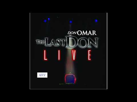 The Last Don  Live Disc 1 Don Omar