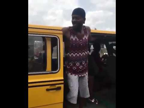 Watch How Adekunle Gold Work As A Boy's Conductor Before He Get Sign