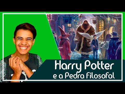Finalmente Li Harry Potter | Patrick Rocha