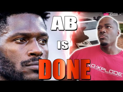 Antonio Brown Is DONE!
