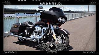 3. H-D FLTRX Road Glide Custom