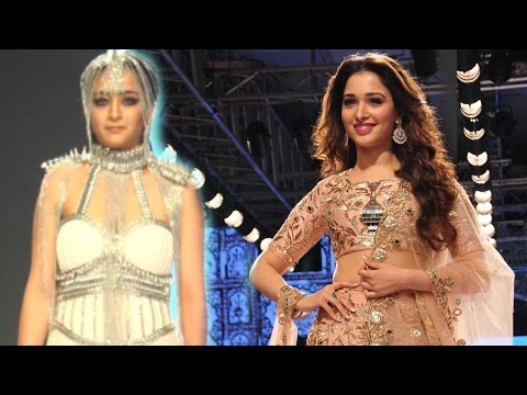 Lakme Fashion Week 2015: South Indian Beauties Tam