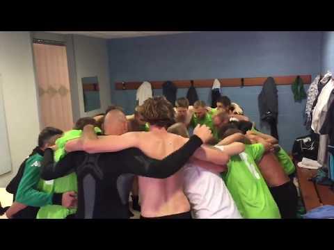 Coupe de France 17/18 - Victoire des Seniors A face à Lille Carrel