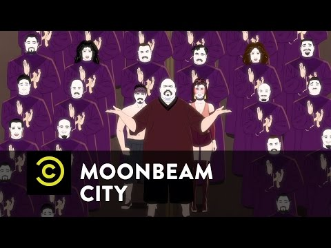 Moonbeam City - Leavin' the H Once Again