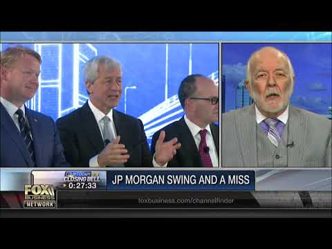 Jamie Dimon's shutdown comments were forecasting trouble ahead: Dick Bove