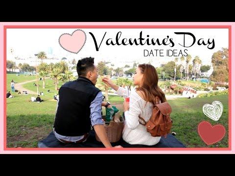 Valentine's Day Date Ideas | ilikeweylie