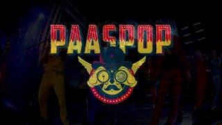 VJ-en met Poespas op Paaspop!