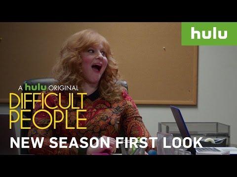 Difficult People Season 2 Teaser 'The Intern'