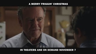 EXCLUSIVE: Robin Williams Shines in One of His Last Films 'Merry Friggin' Christmas'