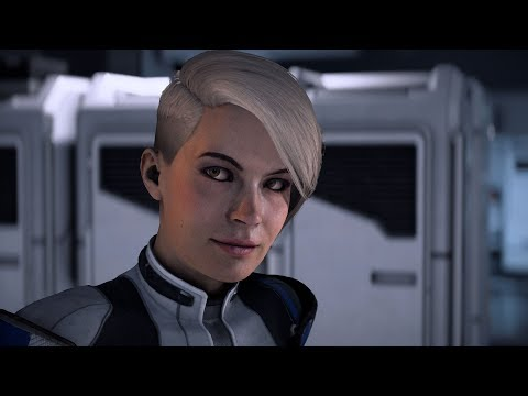 Mass Effect Andromeda - Cora (Dialogues et romance)