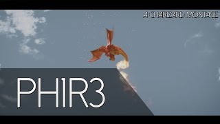 PH1R3 Smash 4 Charizard minitage (repost)