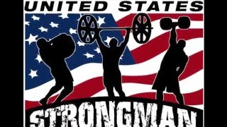US Strongman University: Loading the Fingal Finger with Weight