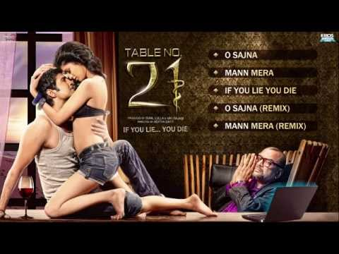 Table No. 21 All Audio Songs