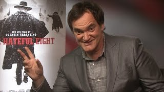 Nonton The Hateful Eight  Quentin Tarantino Interview Film Subtitle Indonesia Streaming Movie Download