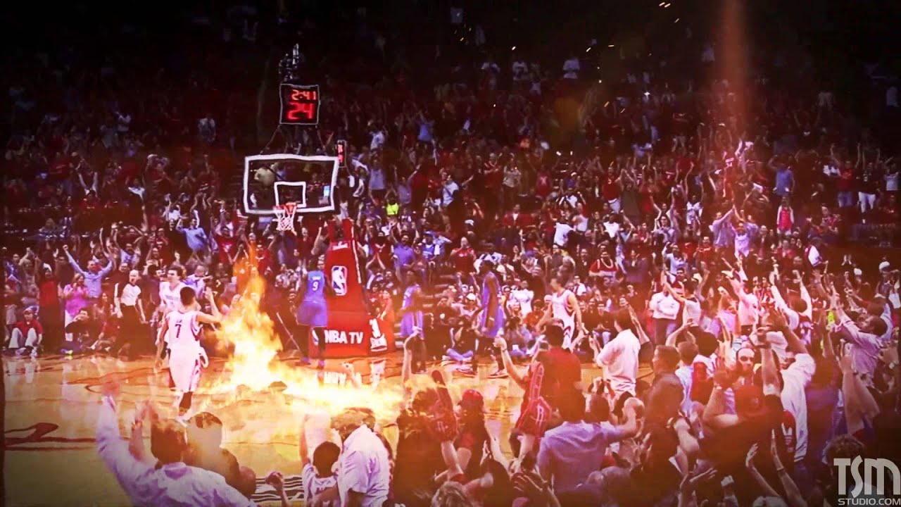 Dwight Howard - Houston Rockets Media Day Promo Video - 2013