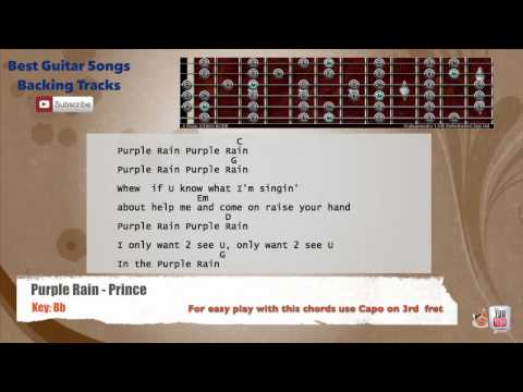 LEMPO: Purple Rain Lyrics And Chords