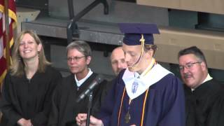 Fowlerville (MI) United States  city photo : Fowlerville High School Commencement Class of 2013,Michigan,USA-Part III