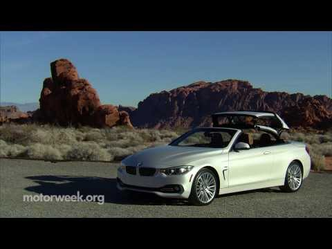 First Look: 2014 BMW 4 Series Convertible and 2 Series Coupe