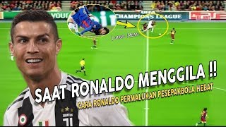 Video Do You Remember That ? When Ronaldo Going Crazy And Humilliates Great Players MP3, 3GP, MP4, WEBM, AVI, FLV Juni 2019