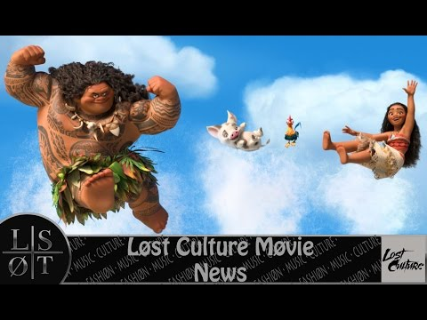 Moana Remains Strong In The Box Office - LOST MOVIE NEWS