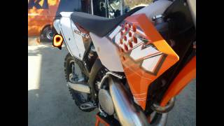 6. 2011 KTM 300xcw First Ride
