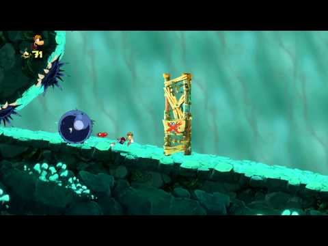Video of Rayman Jungle Run