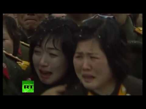 I put 'Best Day Ever' (Spongebob) over Kim Jong Il's funeral