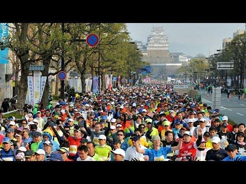 姫路城マラソン2016