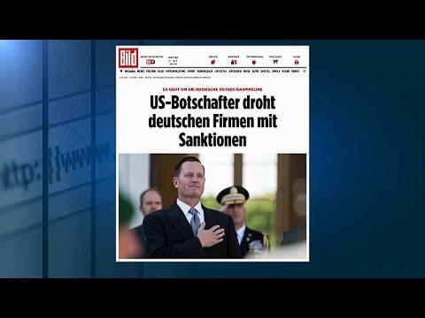«Πόλεμος» ΗΠΑ – Γερμανίας για τον Nord Stream