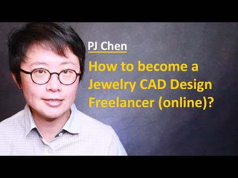 How to Become a Jewelry CAD Design Freelancer (Online)? Q/A Session (2019)