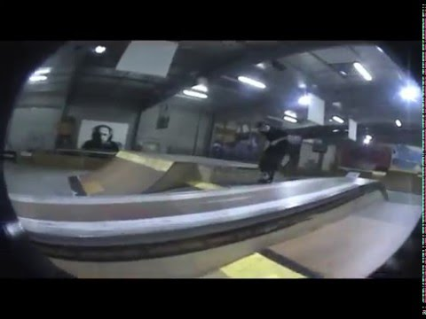 session skatepark le hangar