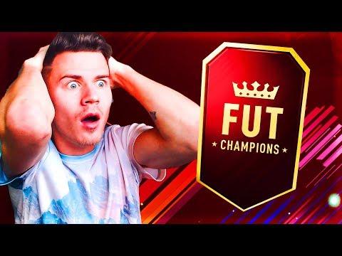 НАГРАДЫ за WEEKEND LEAGUE | МОЙ ПЕРВЫЙ FUT CHAMPIONS ⚽ FIFA 18