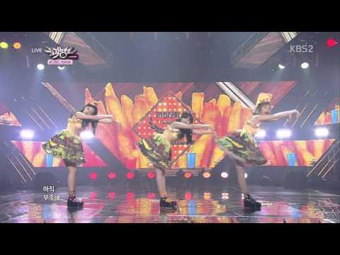 [HD 1080p] 140404 Orange Caramel – Catallena (with Kim Dae Sung)