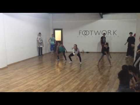 Light It Up Choreography by. FOOTWORK DANCE CENTER